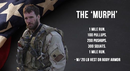 Memorial Day Murph 2016 (Official Sign-Up)