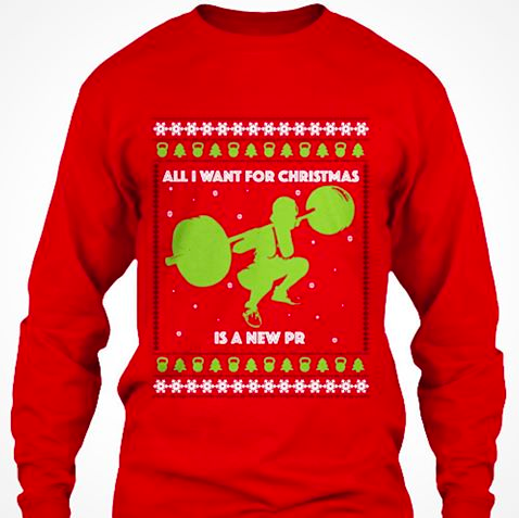 Ugly Christmas Sweater Party – Saturday Dec. 16